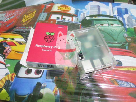 Case pada Raspberry